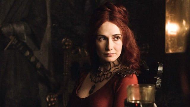 Game Of Thrones saison 5: Carice Van Houten (Melisandre) se met à nue!