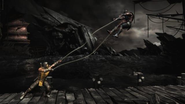 Mortal Kombat X: le jeu ultra-gore de NetherRealms serait-il le jeux de combat de l'année