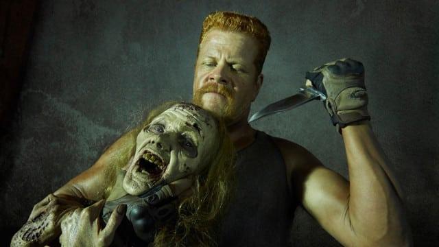 The Walking Dead saison 6: Michael Cudlitz (Abraham) négocie le futur de son personnage avec AMC!