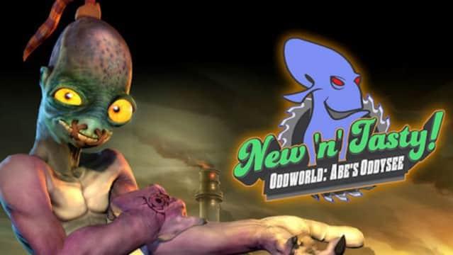 Test: Oddworld New'N'Tasty !