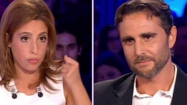 On n'est pas couché: clash entre Léa Salamé et Hervé Falciani