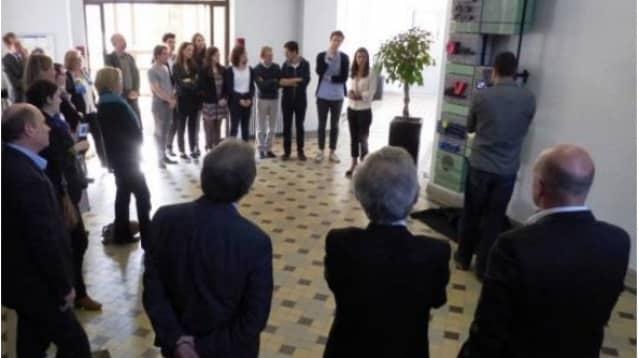 Sciences Po Saint-Germain-en-Laye inaugure sa fondation