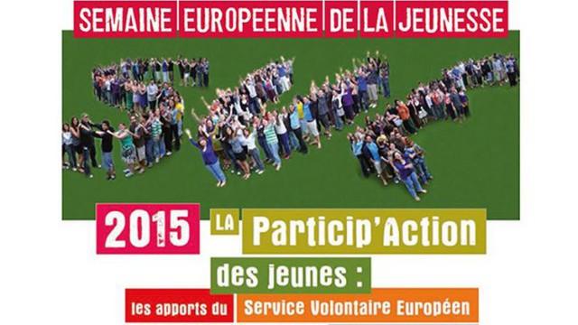 Semaine européenne de la jeunesse la 7ème édition est lancée !