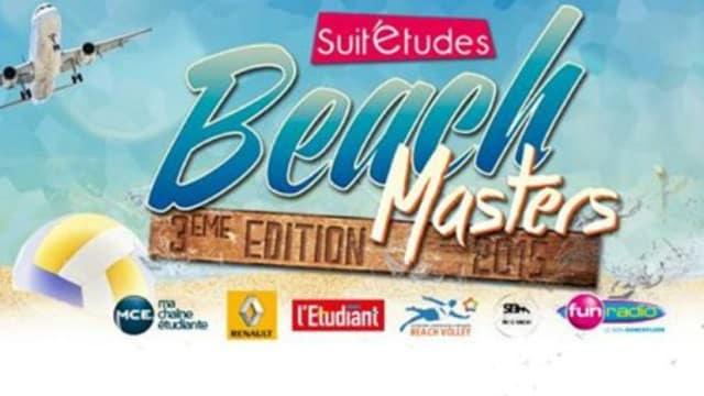 SuitÉtudes Beach Masters 3ème édition du tournoi sportif gratuit pour les étudiants !