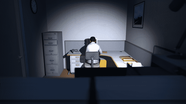 Test: The Stanley Parable