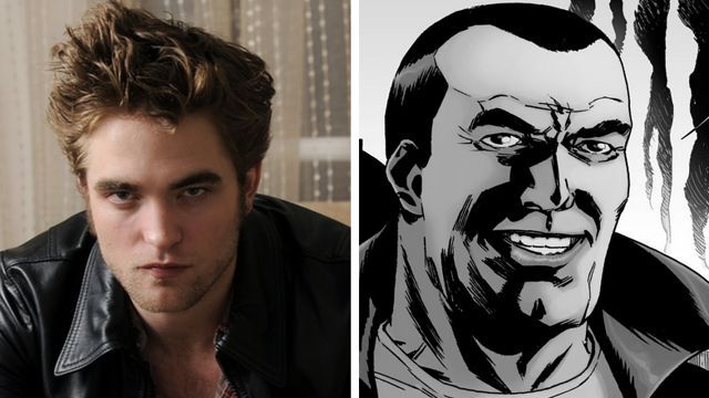The Walking Dead saison 6: Robert Pattinson, Stephen King, quand le poisson d'avril devient phénoménal!