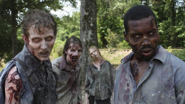 The Walking dead l'avis des fans après le marathon Séries Mania!