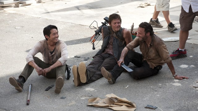 The Walking dead saison 6: le tournage reprend!