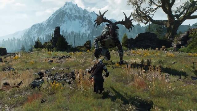 The Witcher 3: un nouveau trailer de gameplay impressionnant