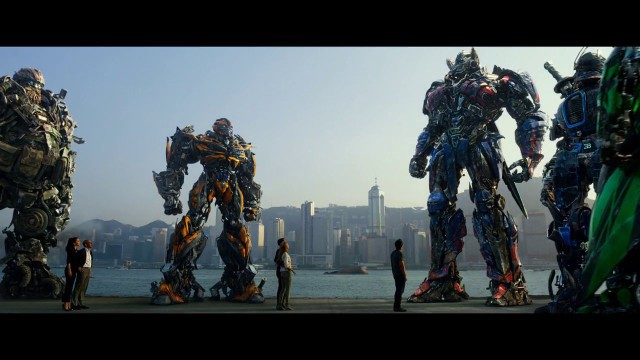 Transformers 5: des spin-off et une sortie en 2017!
