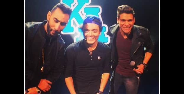La Fouine, Kev Adams et Rayane Bensetti sont les One Direction...Du Bled ! ( Photo )