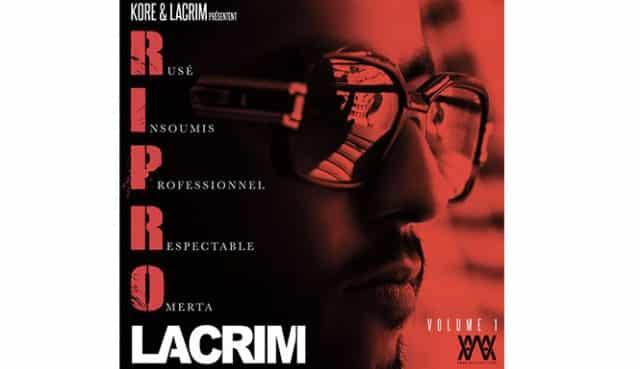 Lacrim: la date de sortie de sa mixtape et la cover dévoilées