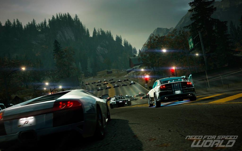 Fin de la course pour Need For Speed World