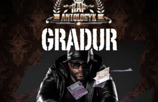 Gradur au festival « Rap Antologyk » le 24 avril !