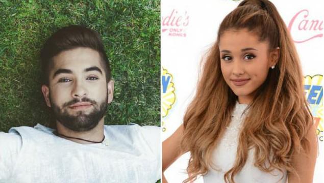 Kendji Girac rejoint Ariana Grande sur scène