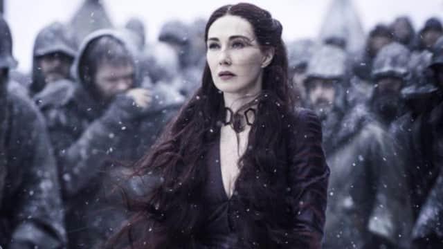 Game of Thrones Melisandre parle de son rôle dans la saison 6 ! (SPOILERS)