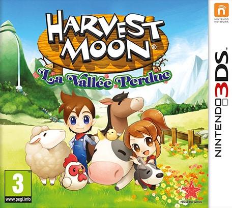 Harvest Moon La Valée Perdue 3DS