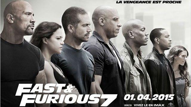 Fast & Furious 7 en DVD, Blu-ray™UV et coffrets dès le 4 août 2015 !