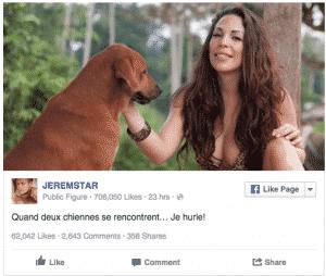 Jeremstar clashe Kim (Les Marseillais) sur Facebook !