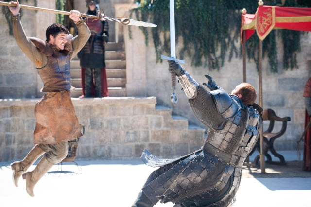 Game of Thrones: un avocat demande un procès par combat