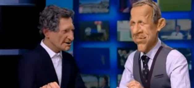 Les Guignols- Jean-Jacques Bourdin va-t-il prendre la place de PDD ?