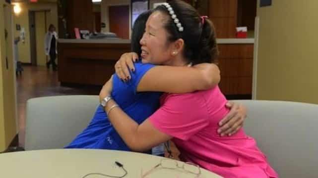 Floride - Deux collègues découvrent qu'elles sont sœurs