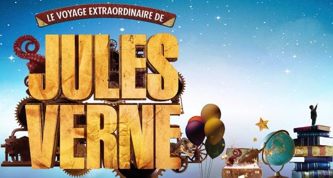 Jules Verne: Le spectacle au Theatre Mogador