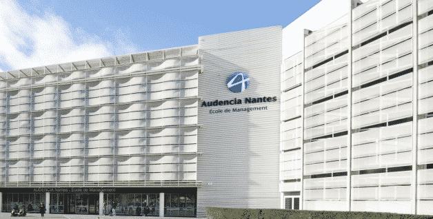 Audencia- La réaccréditation EQUIS pour 5 ans renforce la triple couronne d'Audencia