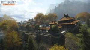 Le Temple dans Dragon Valley
