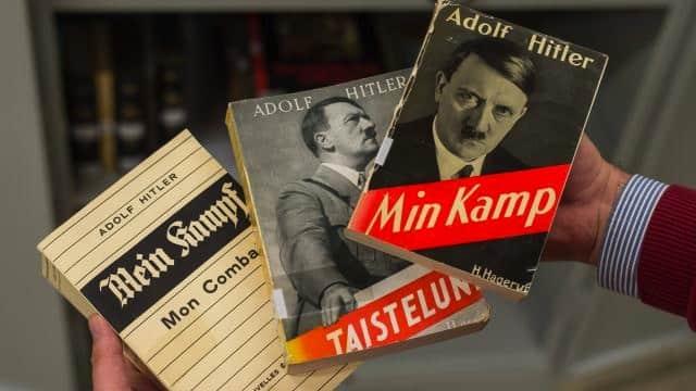 Mein Kampf: doit-on publier le manifeste d'Adolph Hitler sans censure