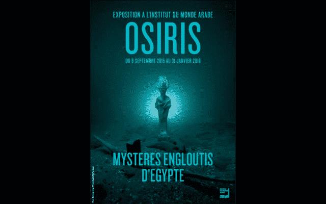 Osiris - Mystères engloutis d'Egypte Plus de 150 00 visiteurs !
