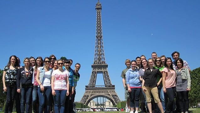 Paris, meilleure ville étudiante du monde