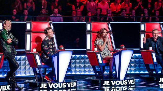The Voice 5: Garou, Mika, Zazie et Florent Pagny balancent sur la nouvelle saison !
