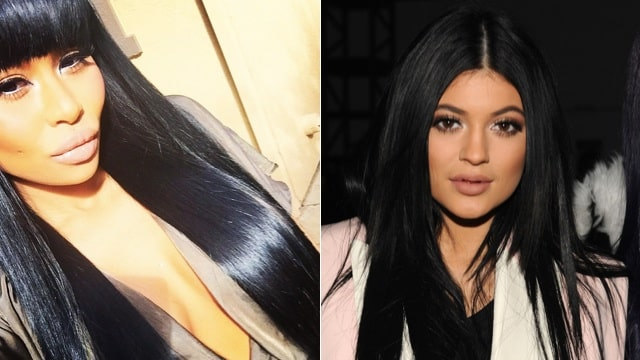 Kylie Jenner- son ennemie Blac Chyna arrêtée par la police !