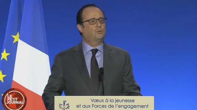 Média Mag les vœux ridicules de François Hollande à la jeunesse, Booba souhaite à tous une bonne année sauf à skyrock et Joey Starr clashe le rap actuel !