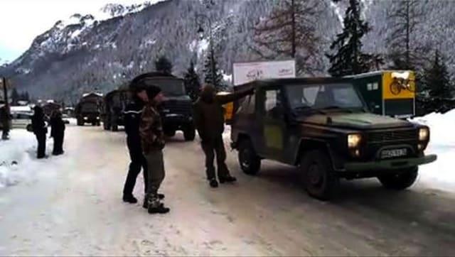 Morning News : cinq militaires tués dans une avalanche
