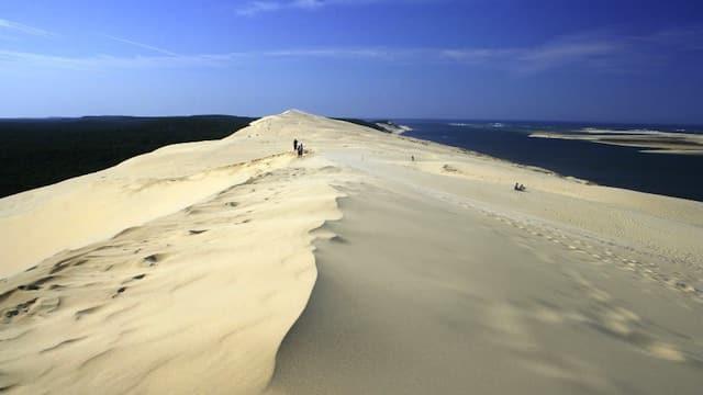 Dune du Pilat: les secrets de ce joyau primé par les médias britanniques