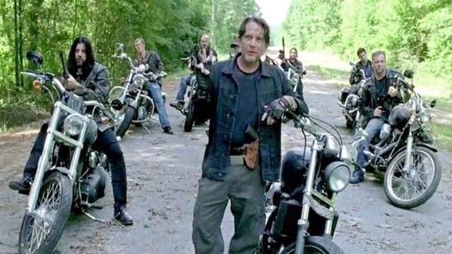 The Walking Dead Saison 6: Negan a-t-il fait une apparition furtive dans l'épisode 9 (vidéo)?