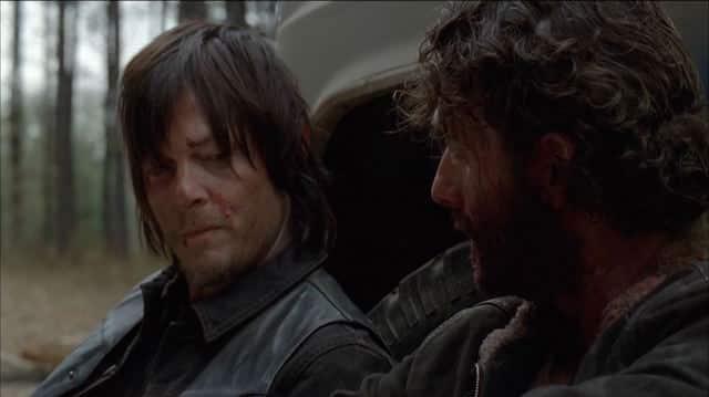 The Walking Dead Saison 6: deux nouveaux extraits intenses de l'épisode 10 avec Rick et Daryl en mission!