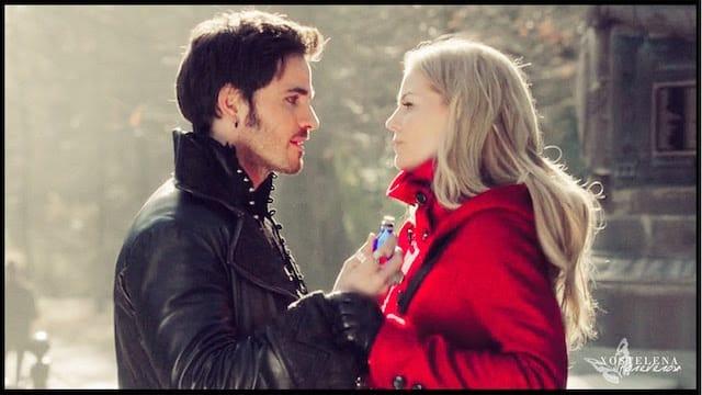 Once Upon a Time Saison 5: le trailer palpitant de l'épisode 15 avec Hook et Emma!