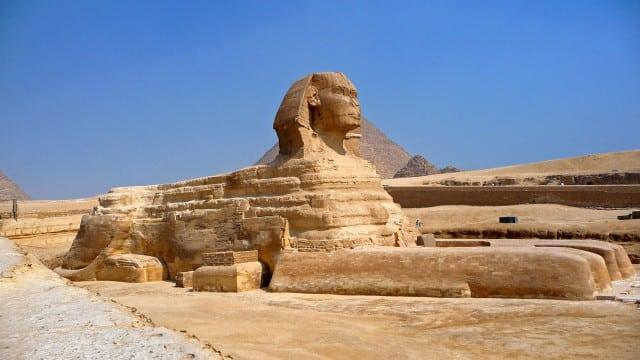 Vie extraterrestre: des chasseurs d'ovnis découvrent un sphinx sur Mars !