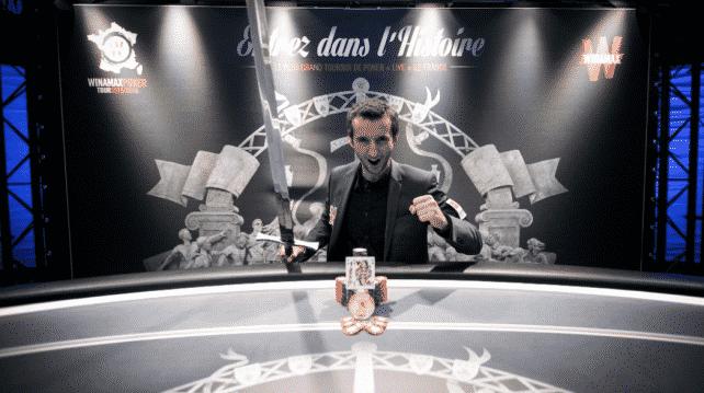 Winamax Poker Tour V un élève ingénieur à polytechnique Sceaux remporte à 20 ans le championnat de France de poker amateur 2015-2016 !