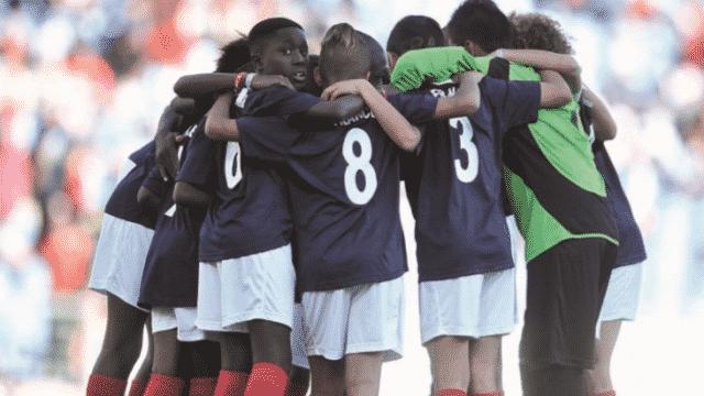 5ème étape de la Danone Nations Cup 2016 au Red Star FC le dimanche 8 mai!