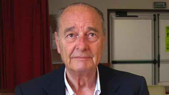 """Jacques Chirac se bat """"courageusement"""" tous les jours contre la maladie"""