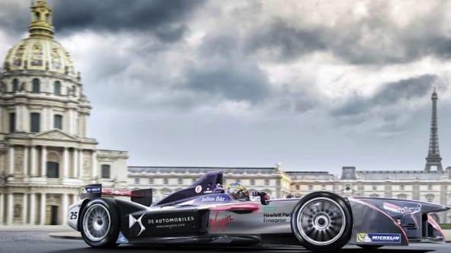 Paris- découvrez le circuit urbain de Paris pour le Grand Prix de Formule E