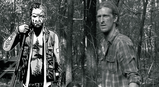 The Walking Dead Saison 7: Dwight aura-t-il un rôle aussi important que dans les Comics?
