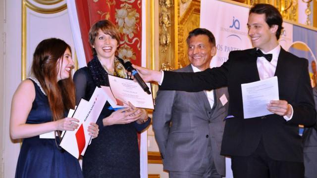 Une étudiante de GEM sur le podium pour les Trophées Jeunes Ambassadeurs Auvergne-Rhône-Alpes