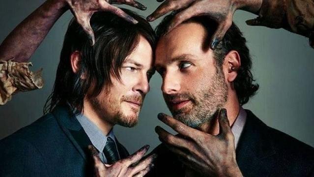 The Walking Dead Saison 6: Norman Reedus et Andrew Lincoln parlent du final explosif !