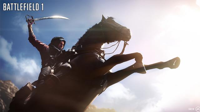 Battlefield 1 La Bande Annonce Dépasse Les 20 Millions De Vues Et Explose Call Of Duty Infinite Warfare