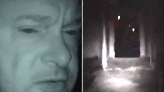 Chasseur de fantôme: il passe une nuit avec des esprits pour être leur prochaine victime !
